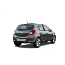 Lunetă Opel Corsa D 5D HTB Lunete
