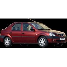 Parbriz Dacia Logan I 4D LIM / MCV 5D KBI / Pick-up 2D Parbrize