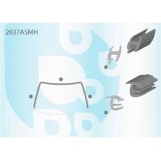 ALFA 147 3D+5D 2000- WS U MOULDING ALFA ROMEO