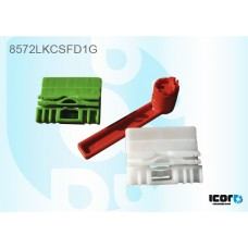 AUDI A4 2002- KIT DOORW LEFT CLIPS
